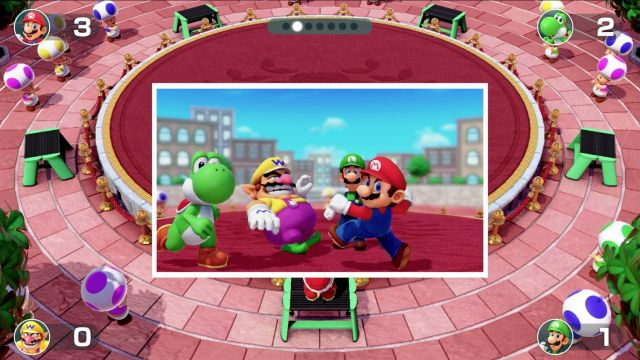 Super Mario Party - photos