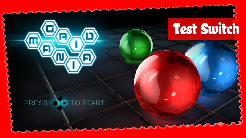 Test Grid Mania