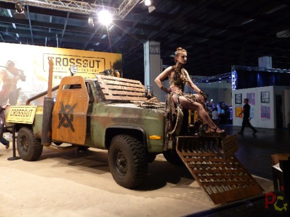 Gamescom 2017 - Crossout