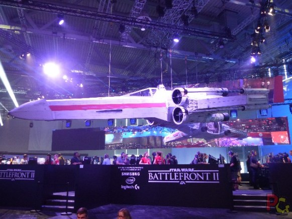 Gamescom 2017 - Décor Battlefront