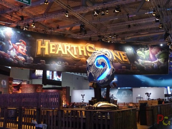 Gamescom 2017 - Heartstone