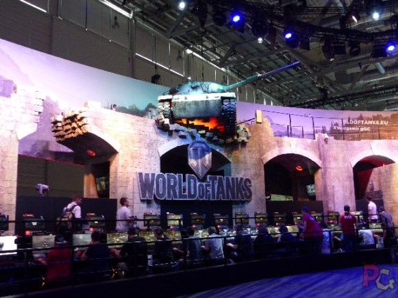 Gamescom 2017 - World of Tanks