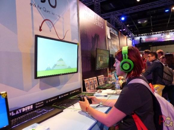 Gamescom 2017 - indies