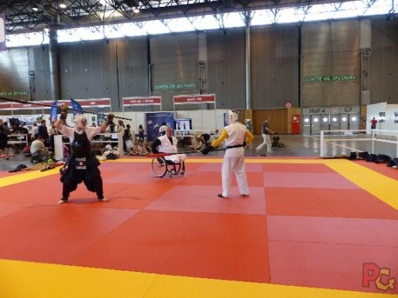 Japan Expo 2018 - arts martiaux