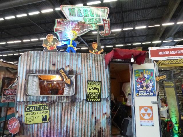 Japan Expo 2018 - marcus