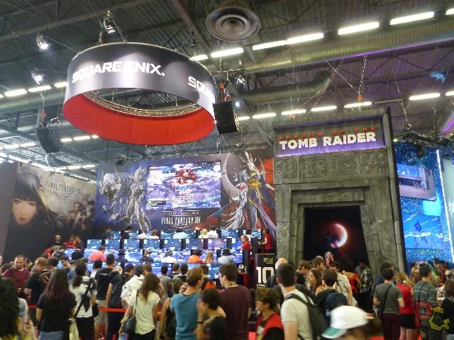 Japan Expo 2018 - square enix