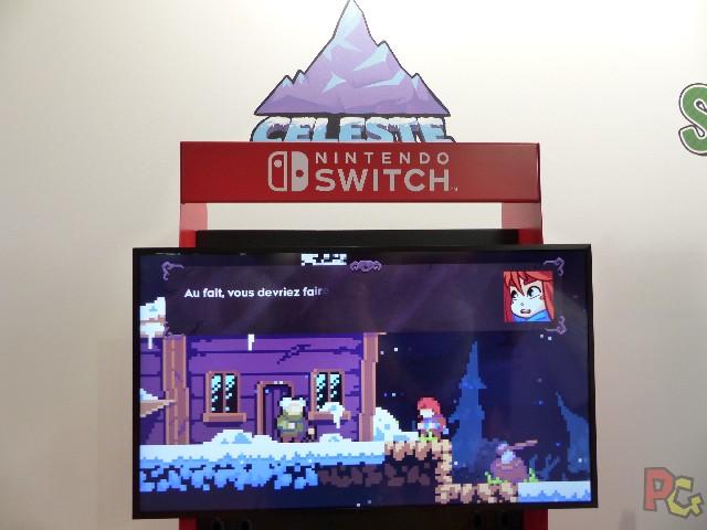 Nintendo Japan Expo 2018 - Celeste