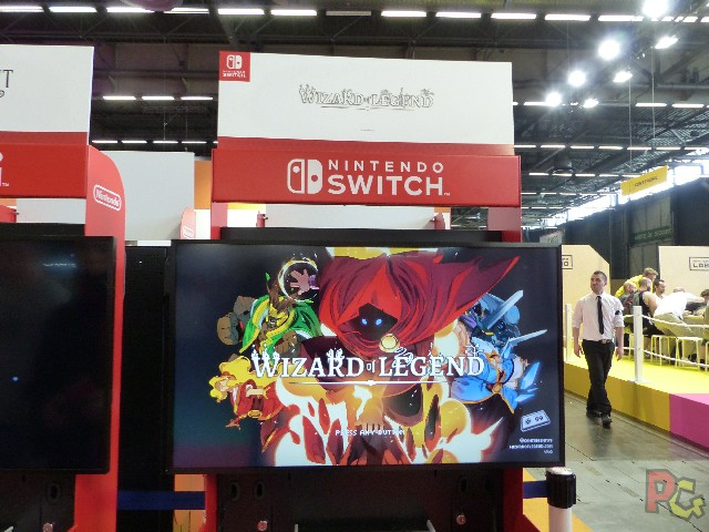 Nintendo Japan Expo 2018 - Wizard of Legend