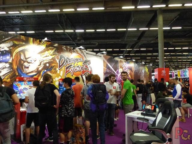 Nintendo Japan Expo 2018 - jeux combats