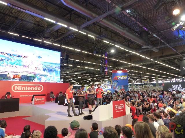 Nintendo Japan Expo 2018 - scène