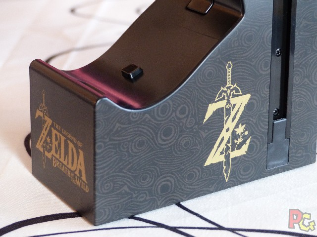 Chargeur Pro Controller Zelda - dessins
