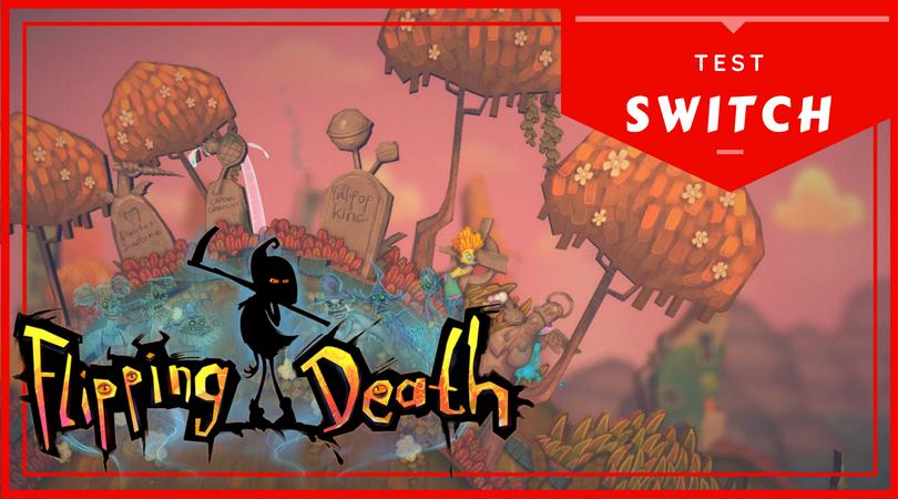 Test Switch Flipping Death