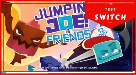 Bannière test Jumping Joe Switch