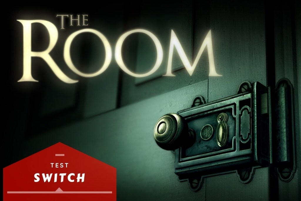 Bannière test Switch - The Room
