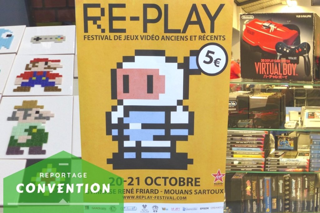 Replay Festival 2018 - bannière replay festival 2018