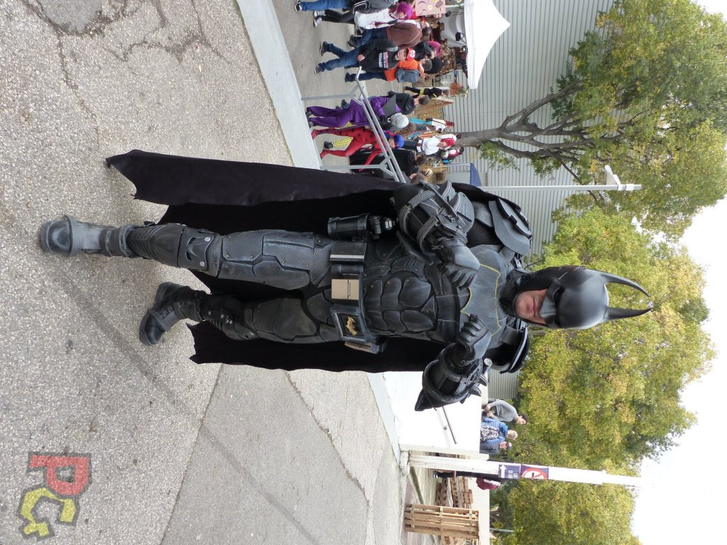 Hero Festival Saison 5 -cosplay Batman