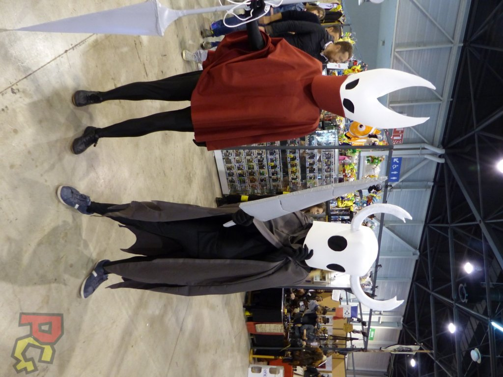 Hero Festival Saison 5 - cosplay Hollow Knight