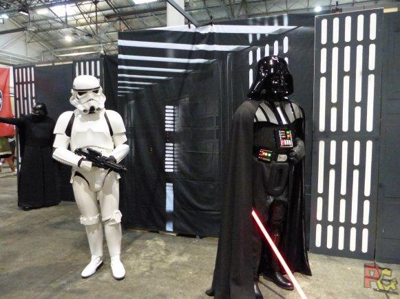 Hero Festival Saison 5 - stand Star Wars