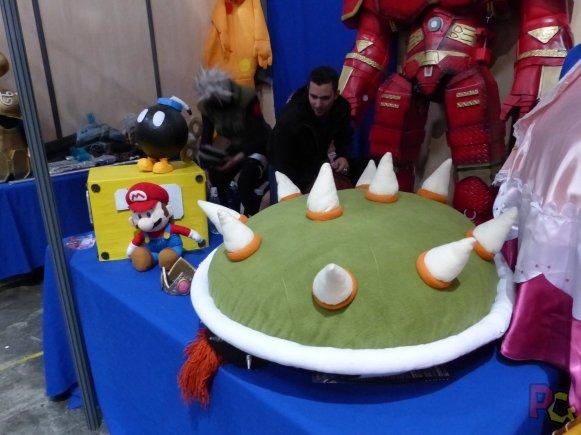 Hero Festival Saison 5 - stand cosplay