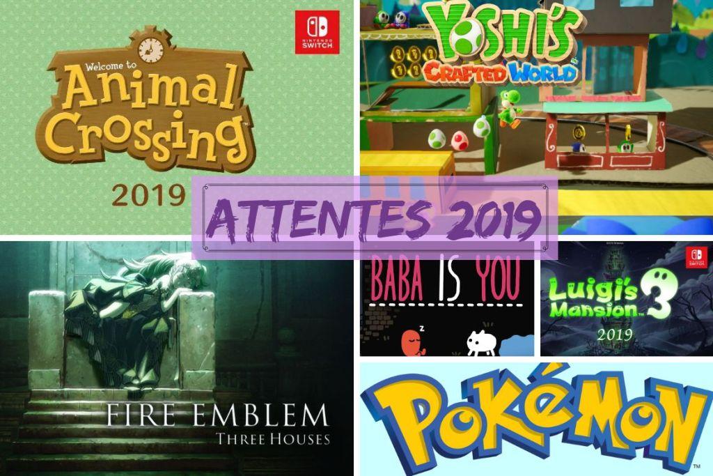 Attentes 2019