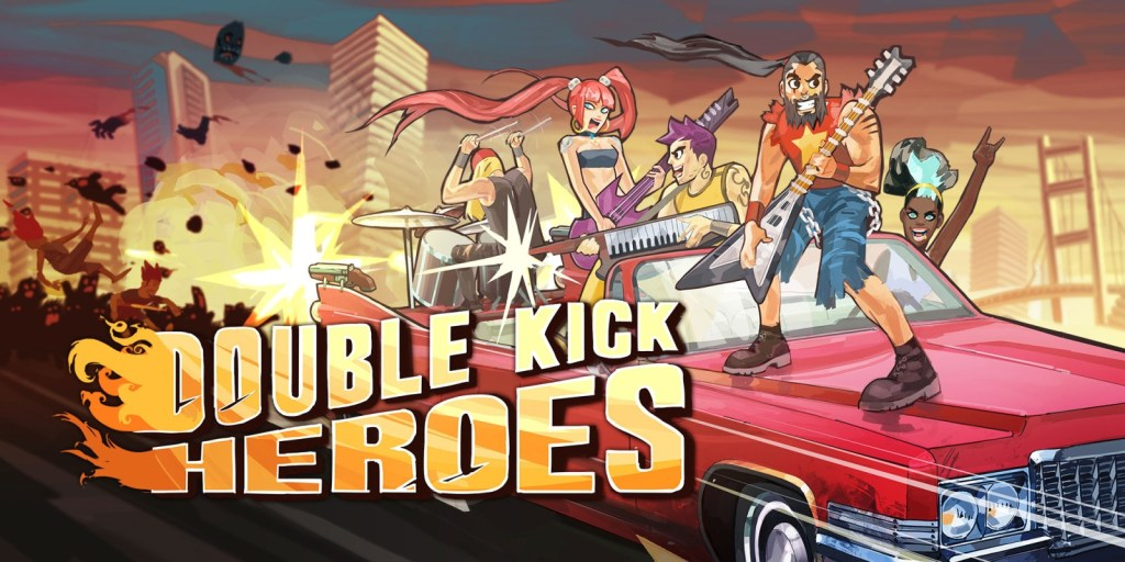 Indie Highlights 2019 - Double Kick Heroes