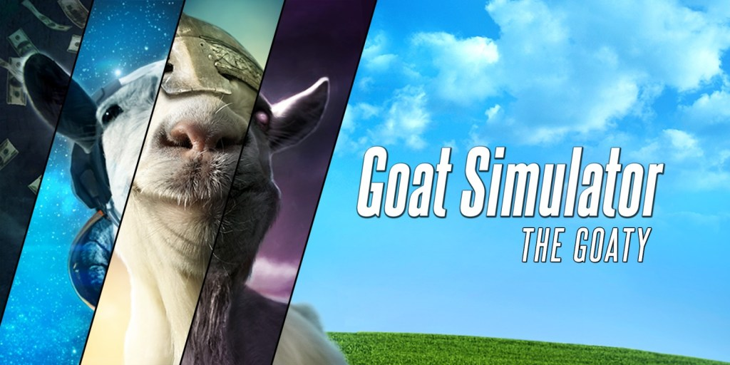 Indie Highlights 2019 - Goat Simulator The Goaty