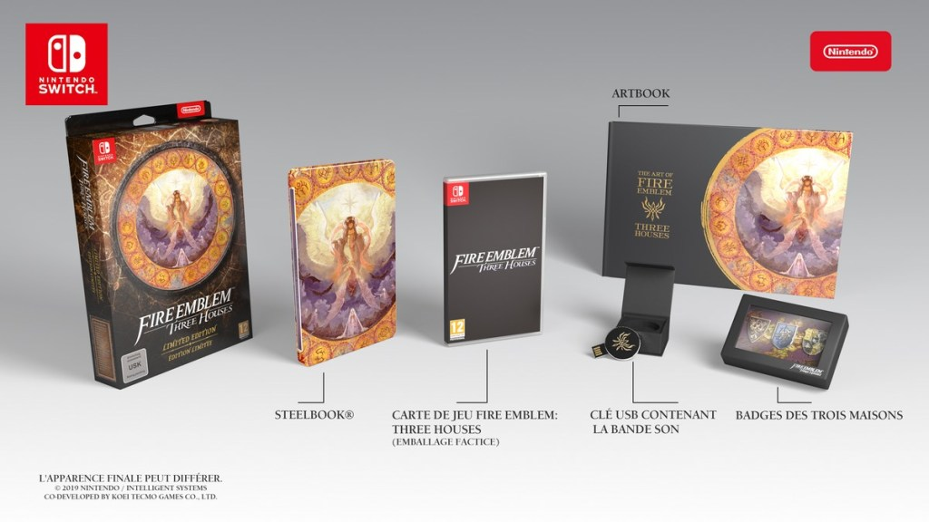Fire Emblem TH_LimitedEdition_FR