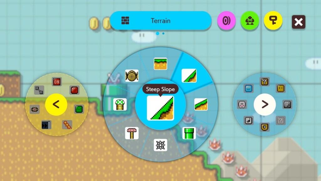 Super Mario Maker 2 aperçu