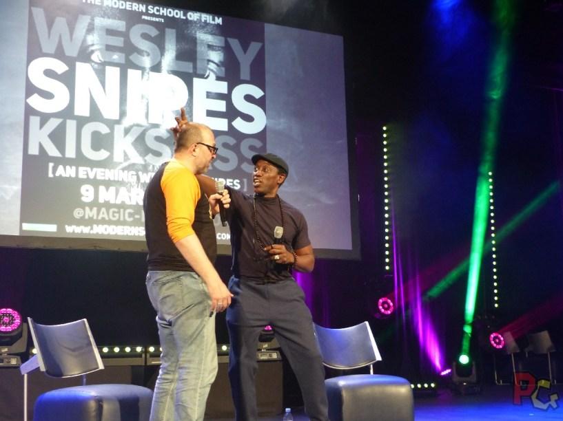MAGIC2019 5ème anniversaire - conférence Wesley Snipes