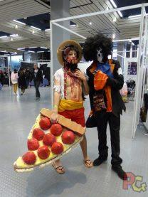 Play Azur Festival 2019 - Cosplay Luffy zombie