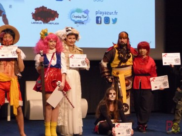 Play Azur Festival 2019 - concours cosplay