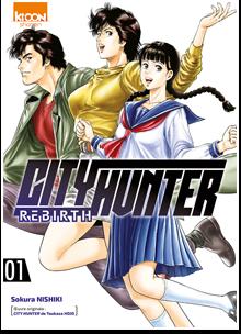 City Hinter Rebirth - Tome 1