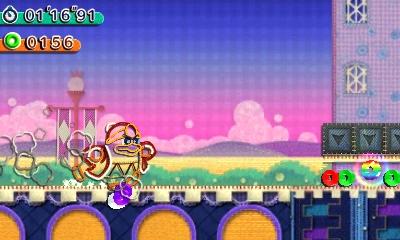 Kirby au fil de la Grande Aventure 3DS - DadiDou déboule