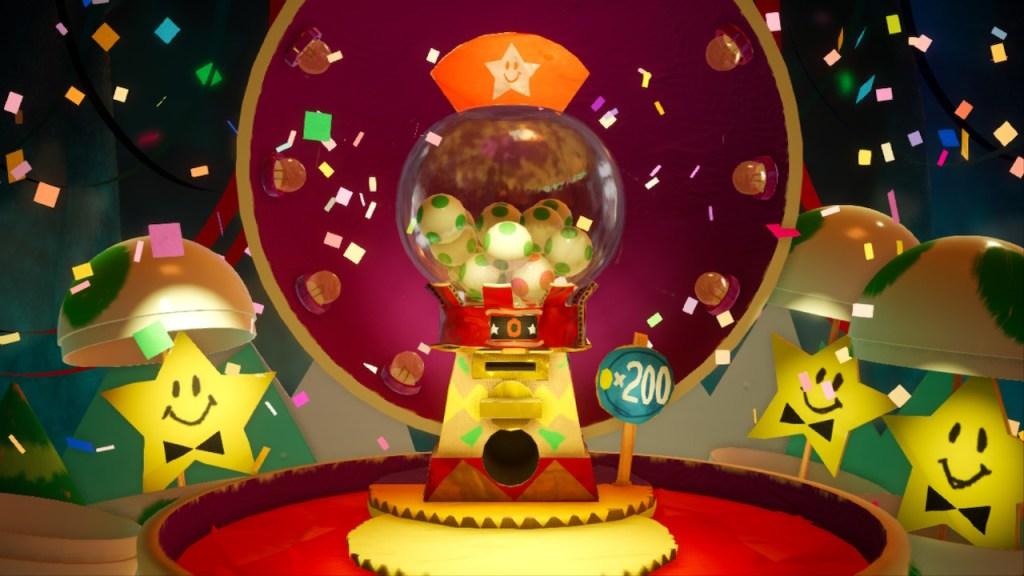 Yoshi Crafted World Switch - bingo à tenues