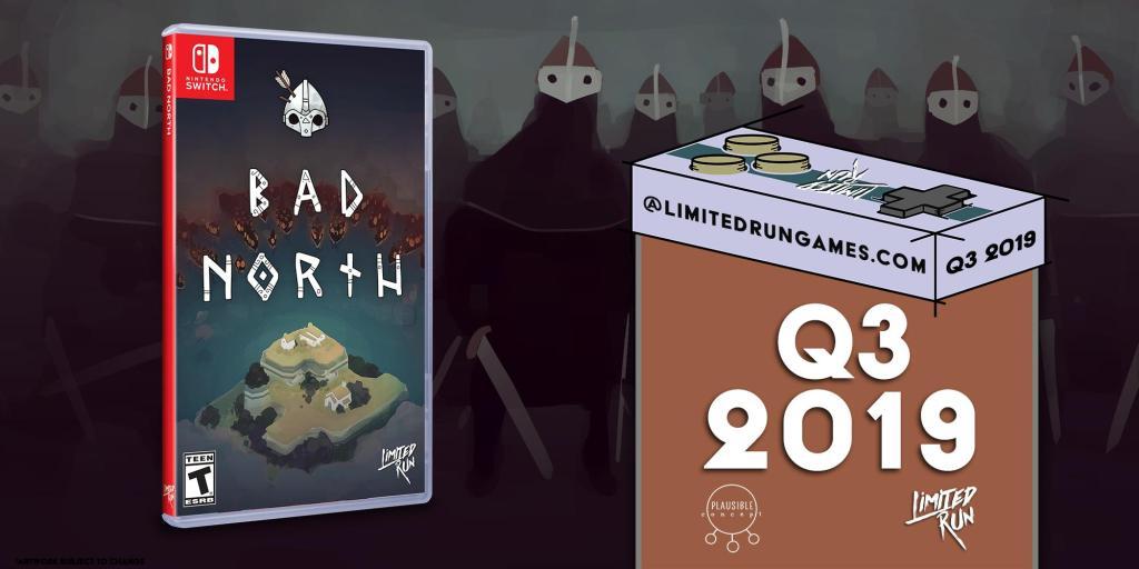 Bad North Limited Run Games