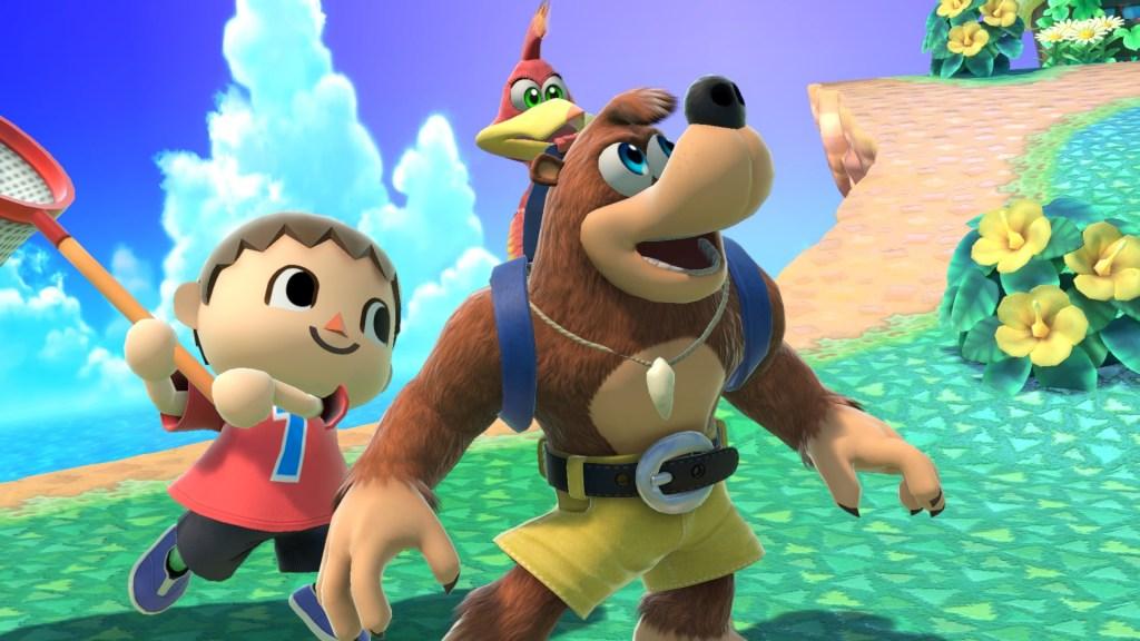 Nintendo E3 2019 - Smash Bros Banjo Kazooie