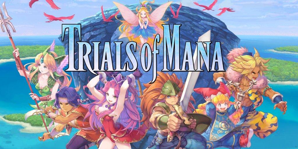 Nintendo E3 2019 - Trials of Mana