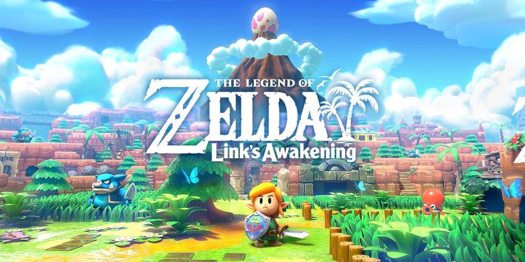 Nintendo E3 2019 - Zelda Links Awakening