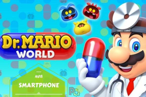 Bannière avis Dr Mario World