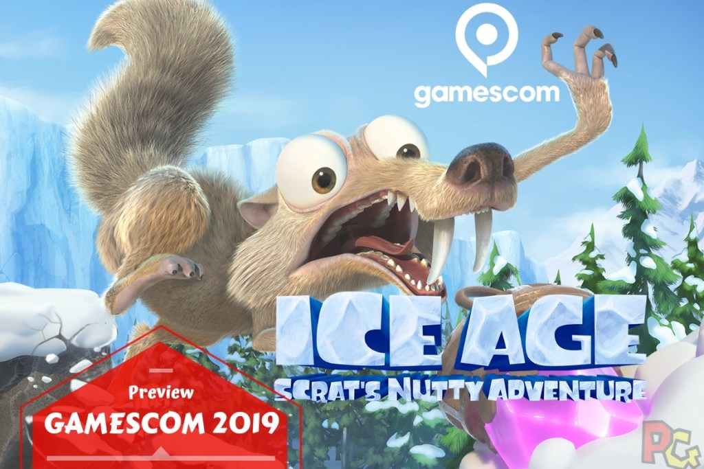 Preview gamescom l'Age de Glace