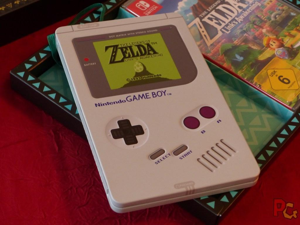 Collector Zelda Link's Awakening - steelbook gameboy