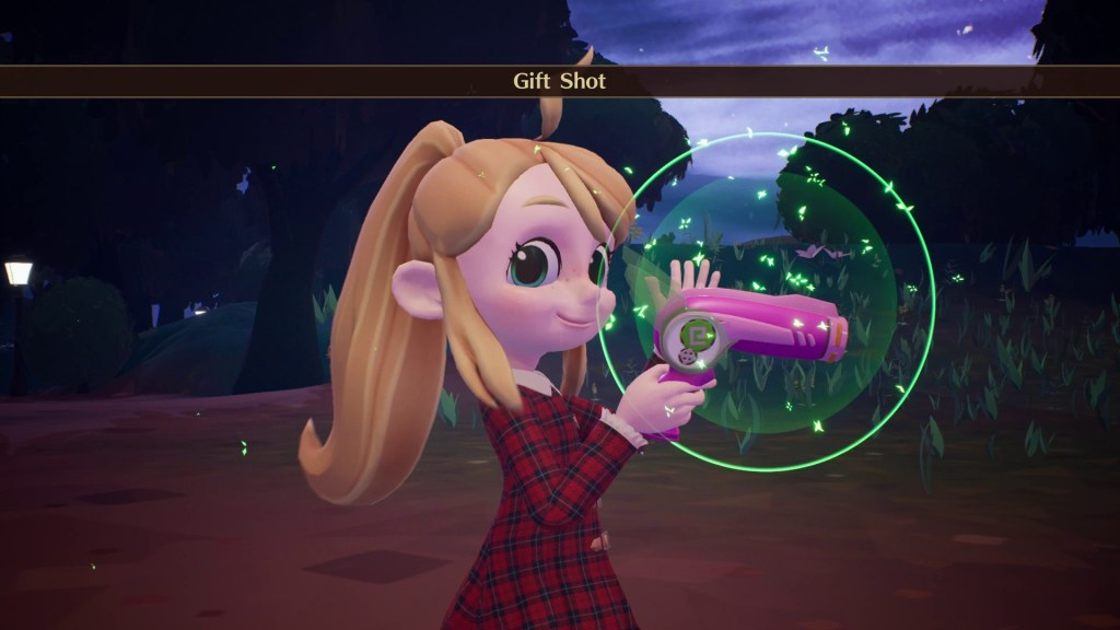 Destiny Connect Tick Tock Travelers - Sherry et son seche cheveux