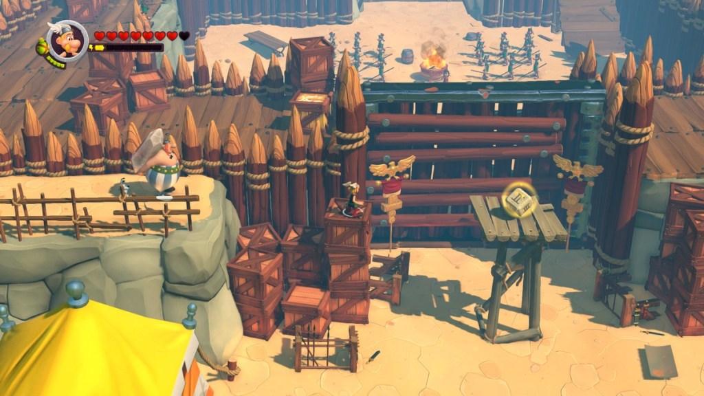 Preview Asterix XXL3-Exploration-Camp