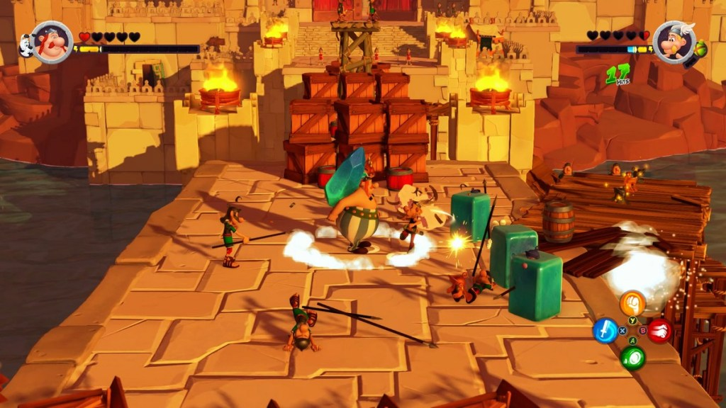 Preview Asterix XXL3_combat