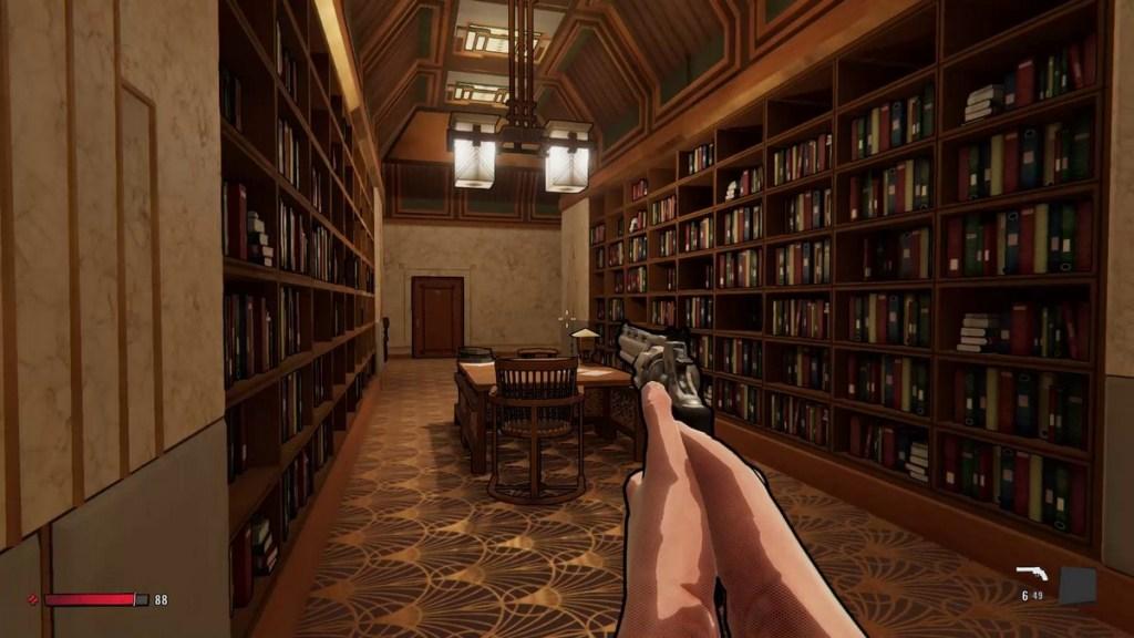 Preview XIII - bibliothèque