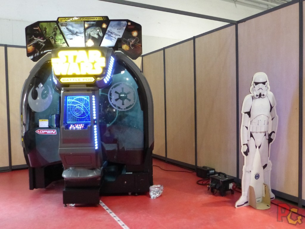 Hero Festival 2019 - simulateur star wars