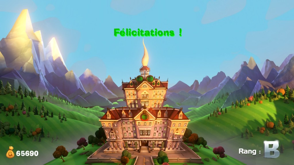 Luigis Mansion 3 - fin du jeu