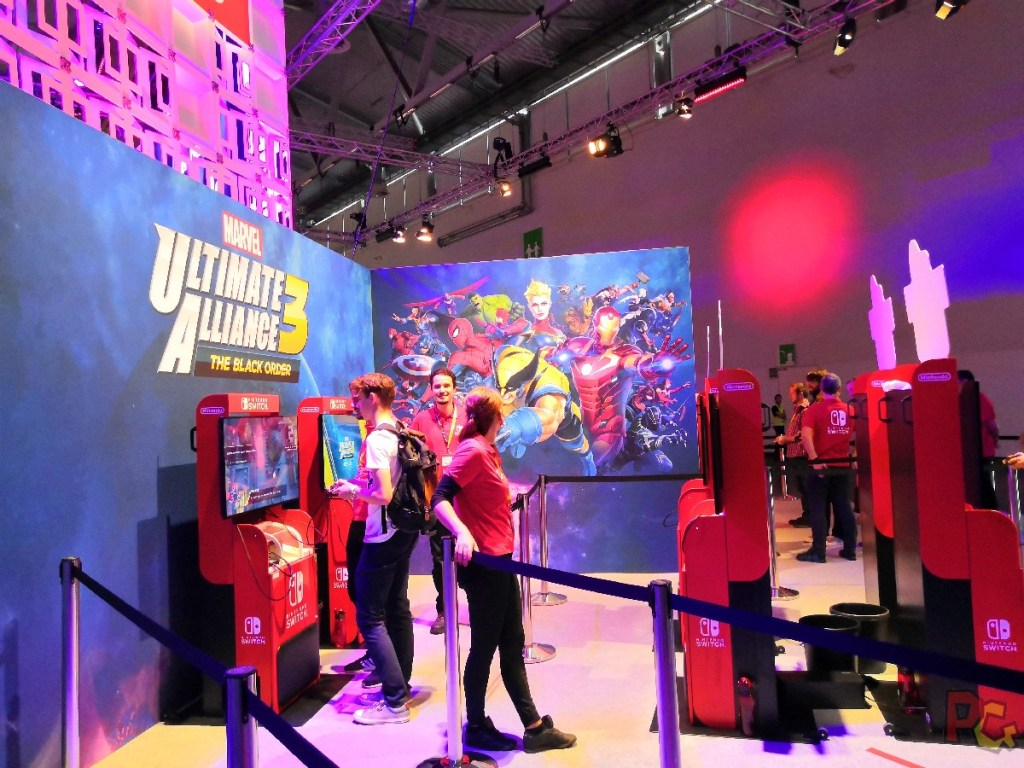 Nintendo GC2019 - Marvel Ultimate Alliance 3