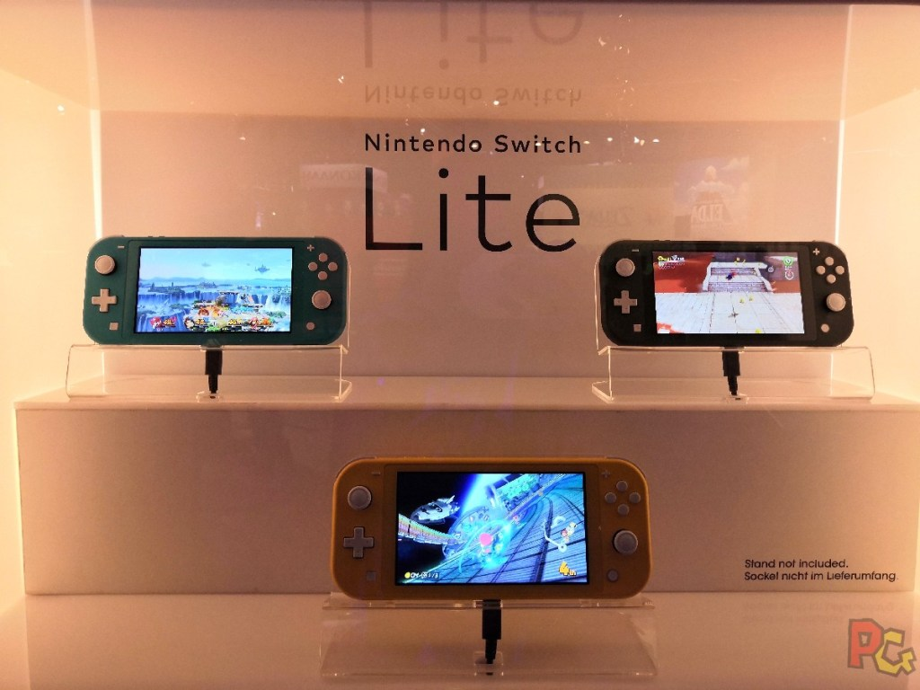 Nintendo GC2019 - Switch Lite