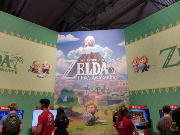 Nintendo GC2019 - Zelda